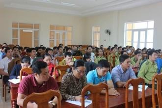 Khai giảng lớp bồi dưỡng kiến thức quốc phòng và an ninh đối tượng 4 năm 2017
